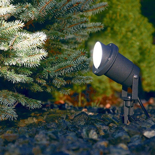 Garden Light 601A Black