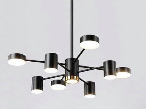 Pendant Light 5102-BL (6 Bulb)