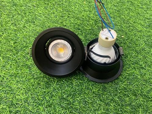 RD95D Casing + Changeable GU10 6W Bulb