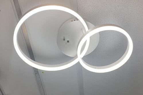Pendant Light 5067 (White) 45W 3 Tone