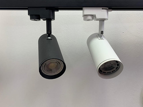 Track Light G18 + GU10 Bulb