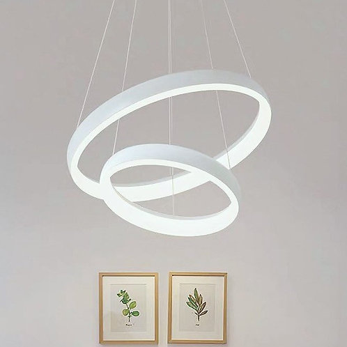Pendant Light 5070 3 Tone with Remote Control