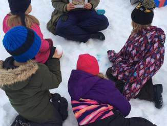 PEI Wild Child Forest School (Spring and Summer 2018)