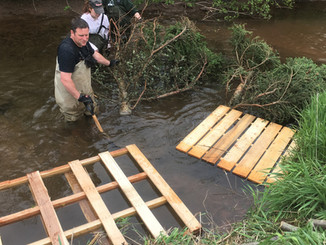 Restoring Fish Habitat Within the Bedeque Bay Watershed