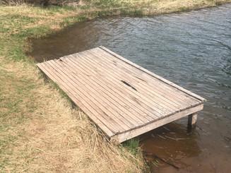 Carragher's Pond Fishing Platform / Dock