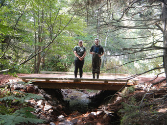 WRIG Habitat Enhancement and Fish Passage Restoration