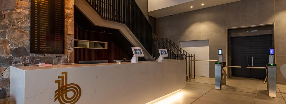 ITC 16 On Bree Studio Apartment Lobby (1