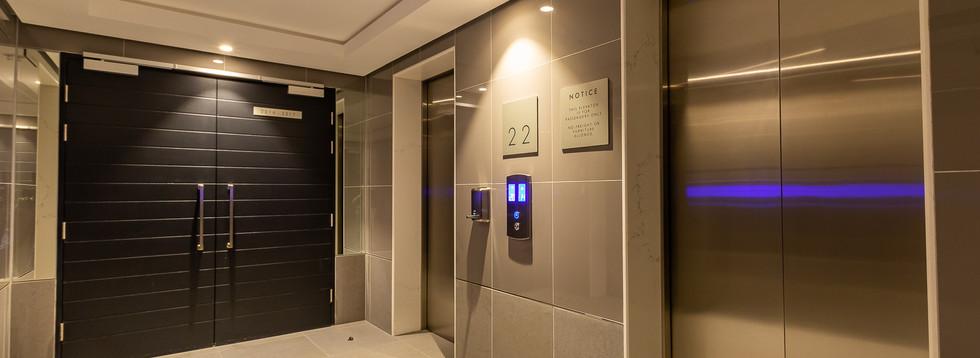 ITC 2217 On Bree Apartment 22nd Floor Elevator (1).jpg