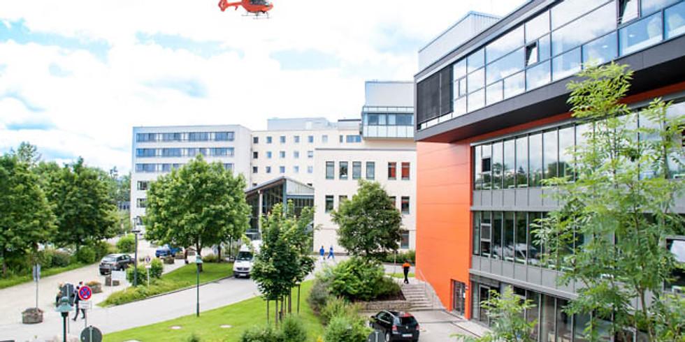 Kliniken Südostbayern im #InnovateTheAlps Interview