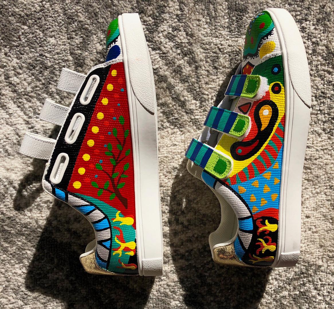 Cherokee's Sneakers