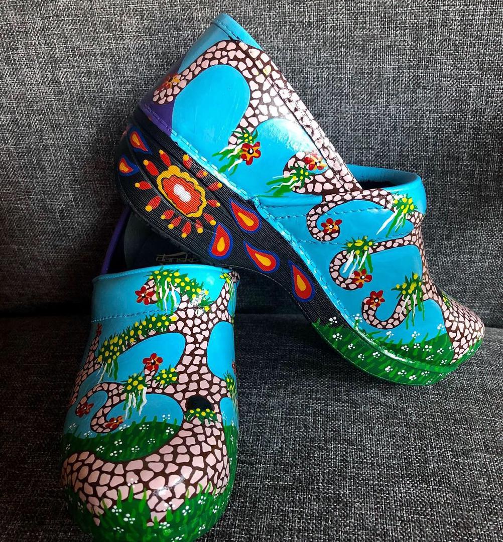 Tiffany's Clogs