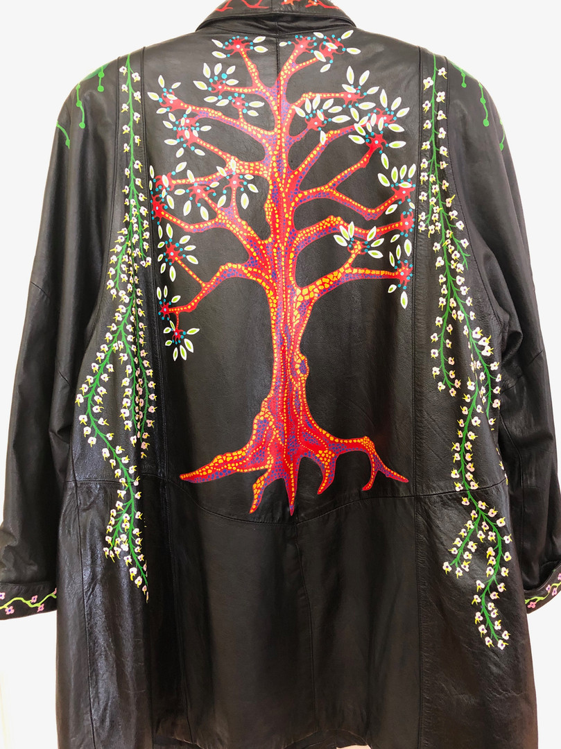 Tree of Life Jacket