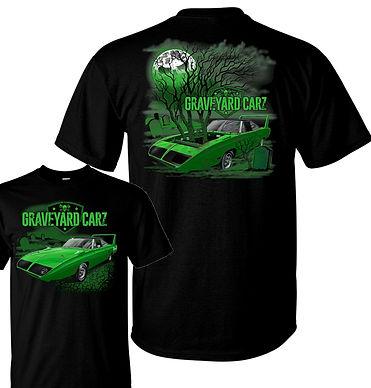GYC Gravestone Superbird Tshirt (GYC-003)