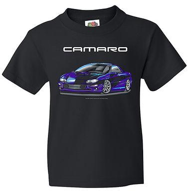 Youth 2000 Camaro T-Shirt (TDC-124Y)