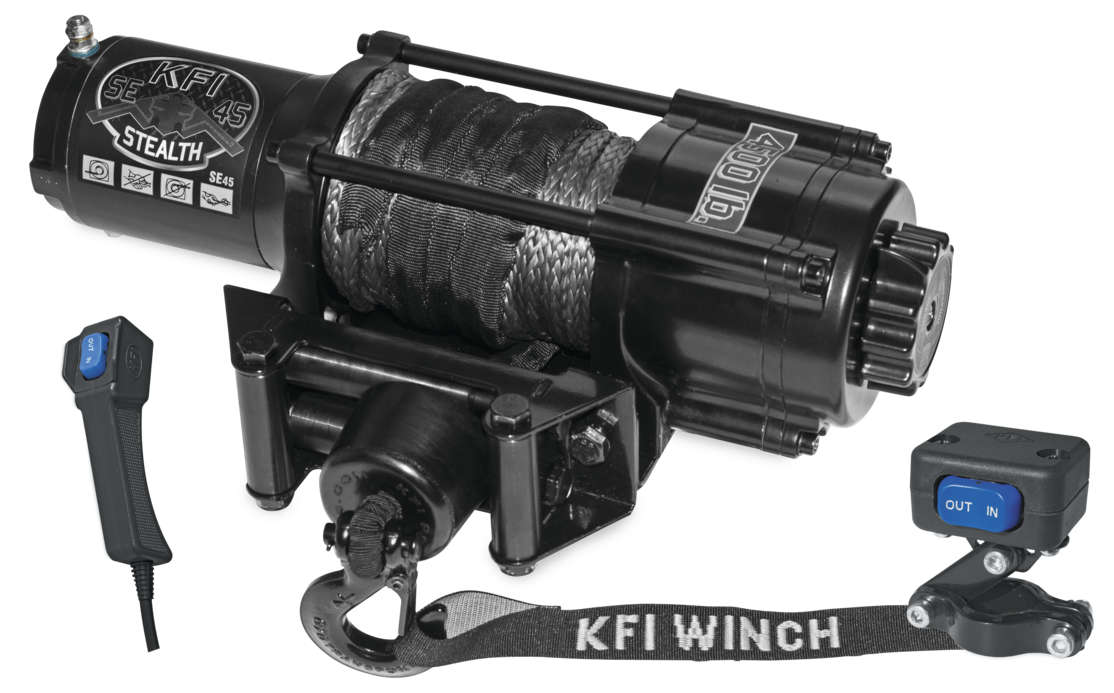 25% OFF WINCH AND INSTALL PACKAGE