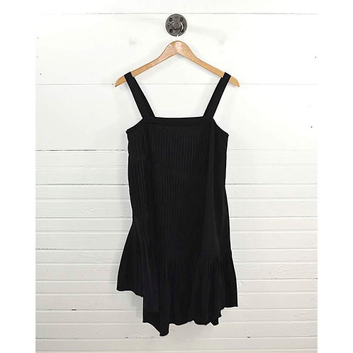 Tibi Silk Pleated Dress #182-4