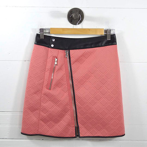 3.1 Phillip Lim Quilted Mini Skirt #186-69