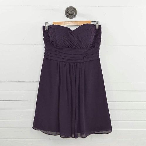 Bill Levkoff Strapless Dress #175-18
