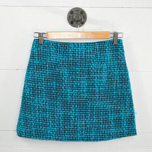 Alice + Olivia Tweed Mini Skirt #186-80