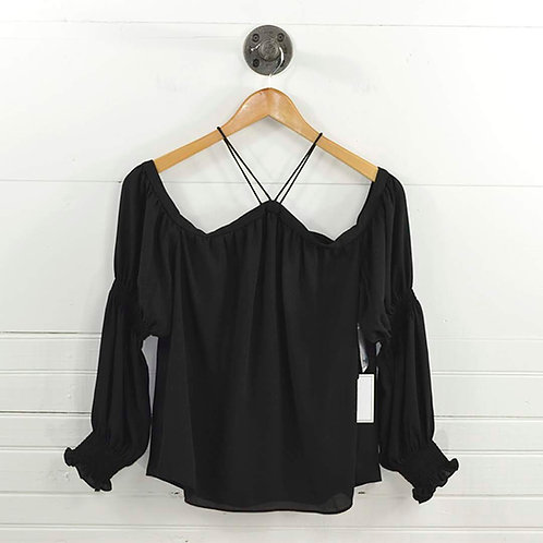 1. State 'Twilight Hour' Blouse #123-302