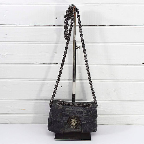 Henri Bendel 'Milliner' Mini Lizard Bag #186-1