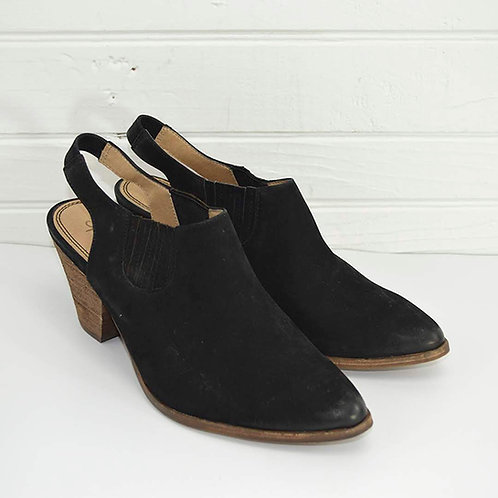 Splendid Sling Back-Mule Booties #123-277