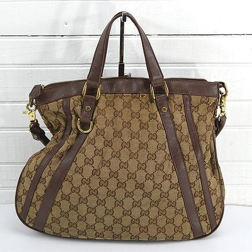 Gucci Logo Shoulder Bag #175-14