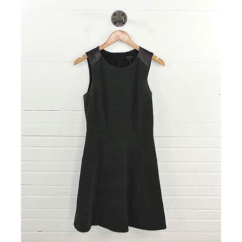Rag & Bone Leather Detail Dress #135-67