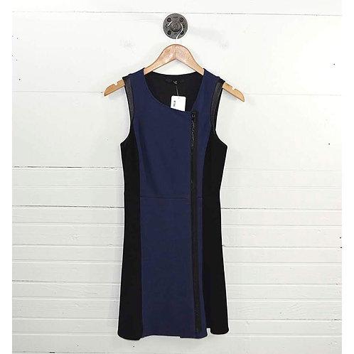 Tibi Color Block Zipper Dress #186-92