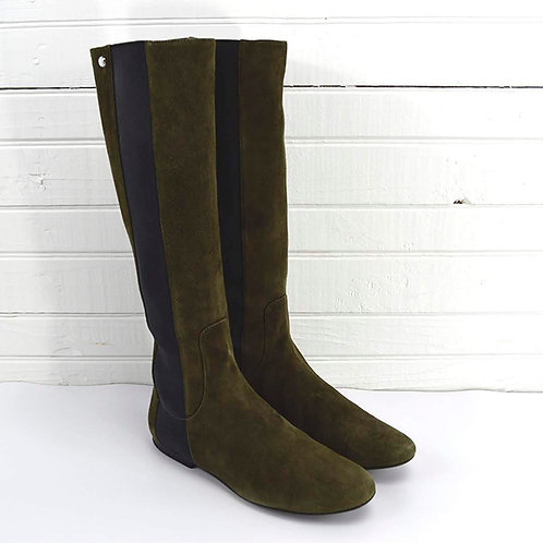 Longchamp Suede Boot #150-74