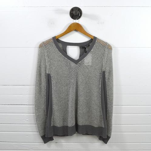 Quinn V-Neck Sweater #168-2