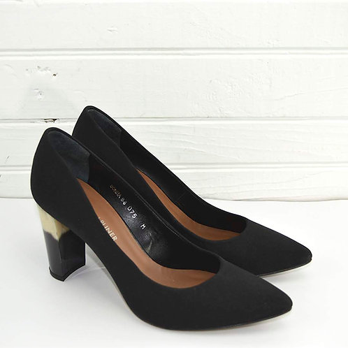 Donald J Pliner Fabric Pumps #163-38