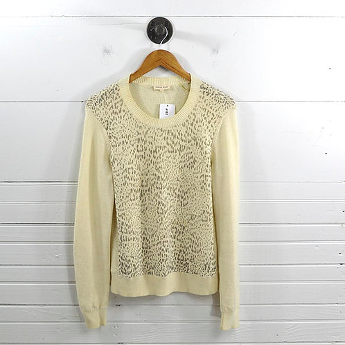 Rebecca Taylor Crew Neck Sweater #182-7