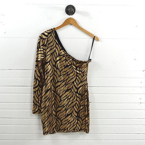 Ark & Co. One-Shoulder Sequin Dress #175-20