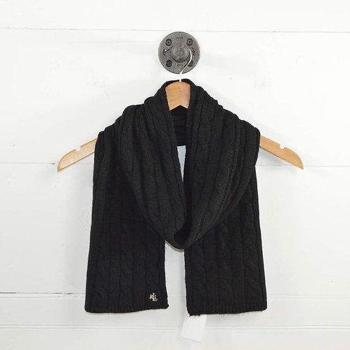 Lauren Ralph Lauren Knit Scarf #100-10