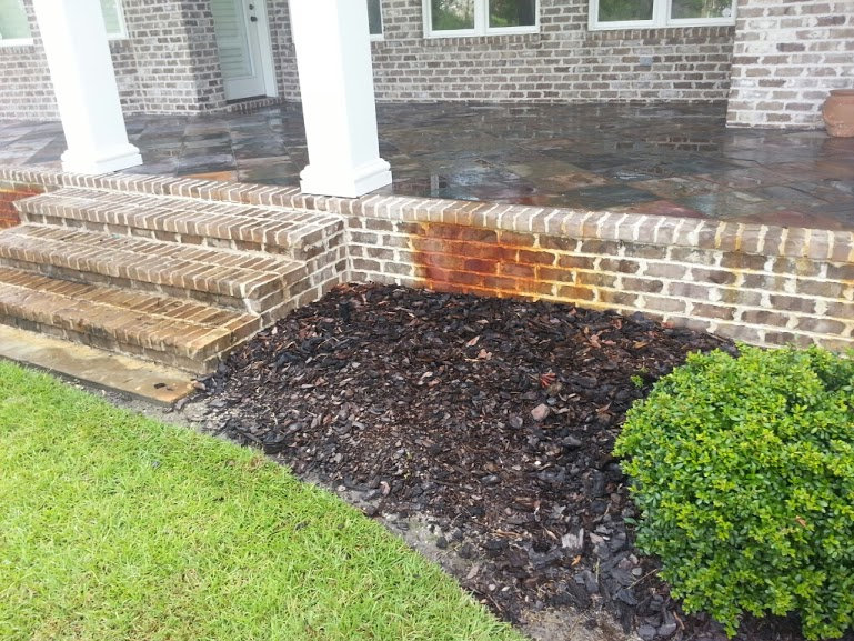 Rust & Hard Stain Removal