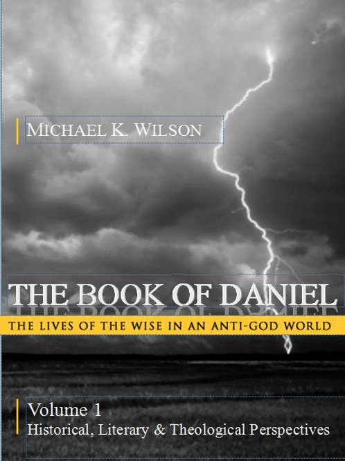 Book of Daniel Volume 1: Historical, Literary & Theological Perspectives