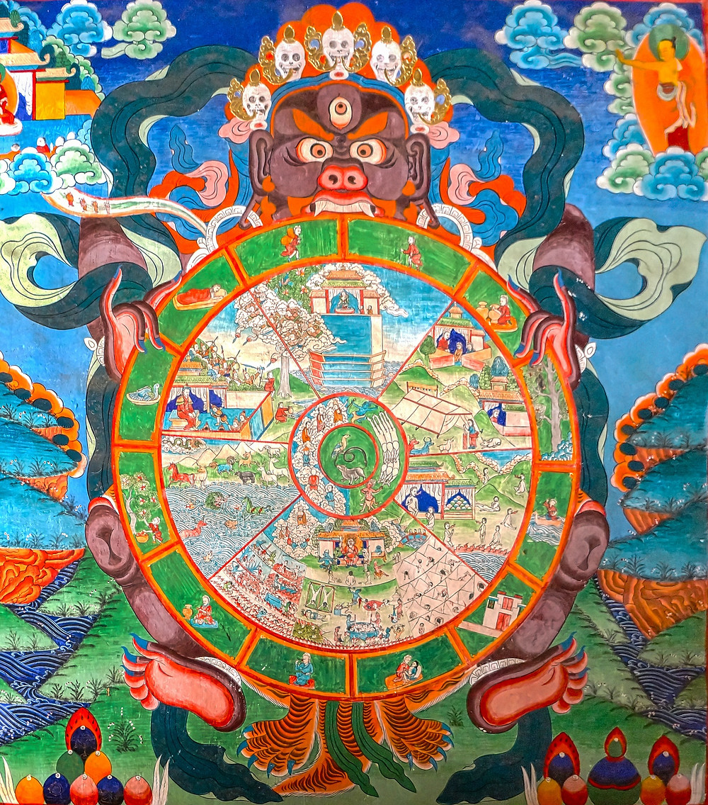 Samsara (The Wheel of Life)
