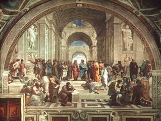 Raphael's School of Athens and What Can We Know?