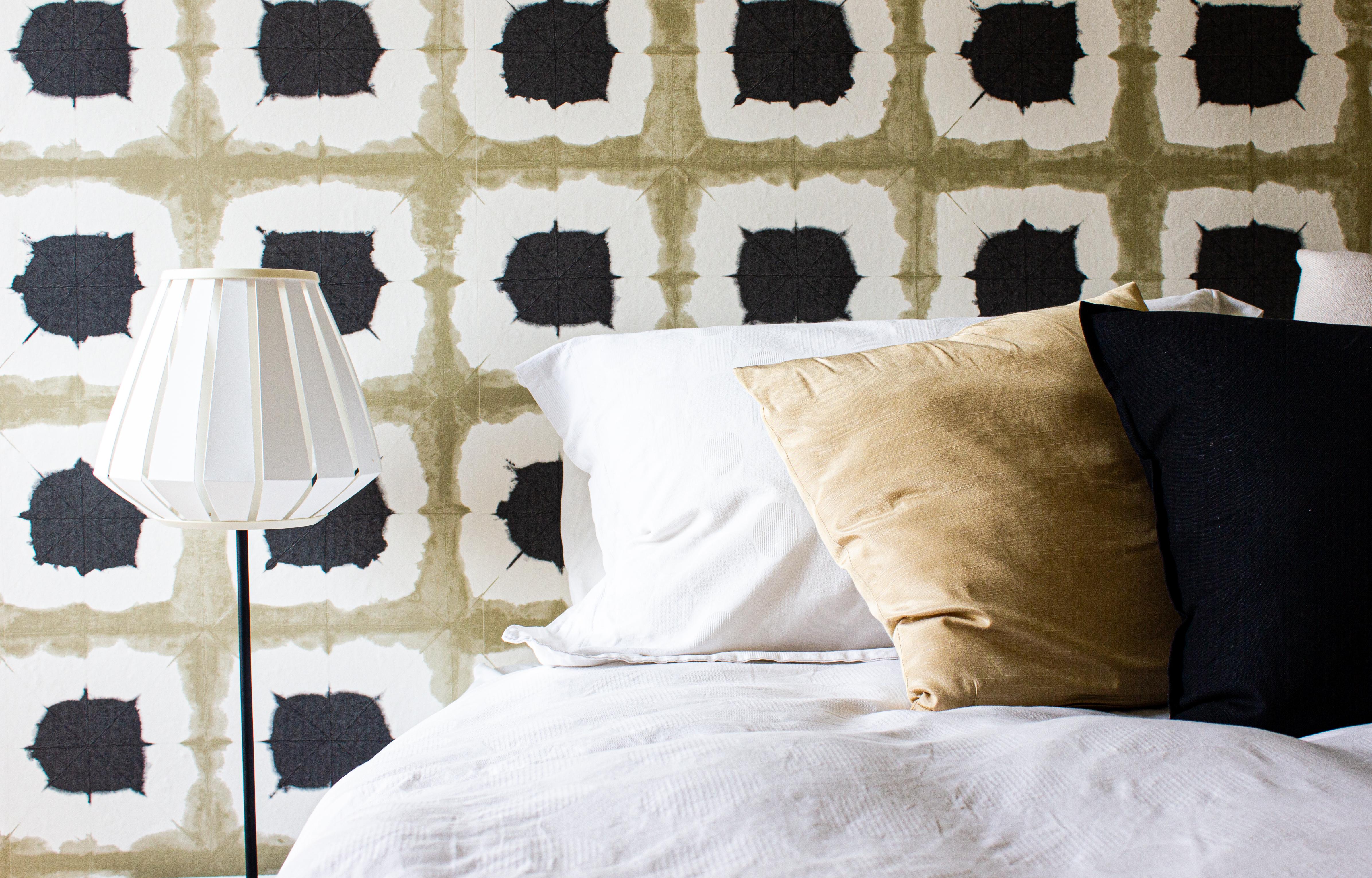 Statement Wall Bedroom design