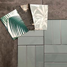 Tile layout design