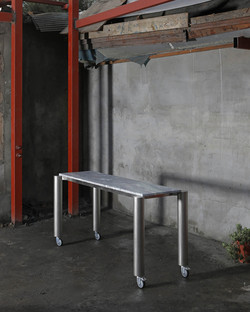 Untitled work table