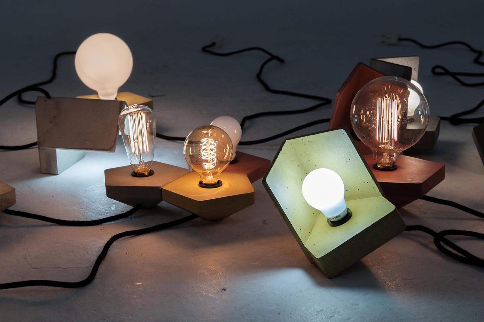 30° / 35° lamps