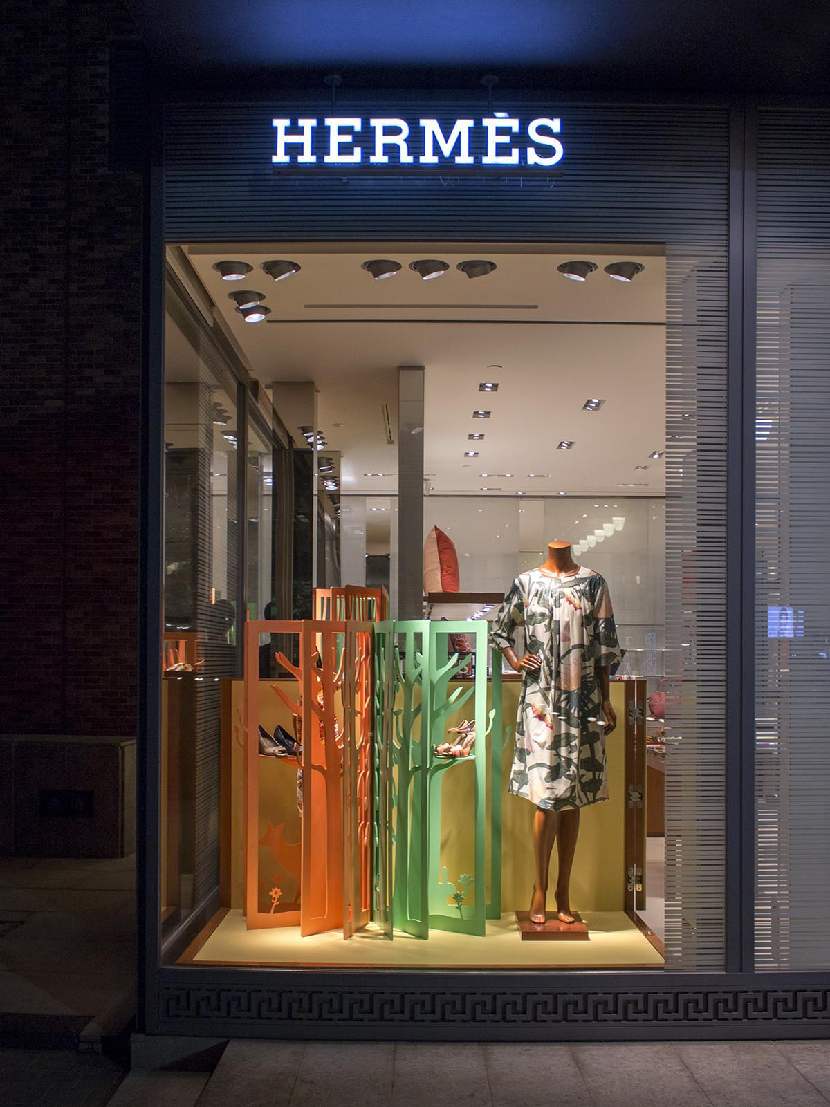 Animal Story for Hermès