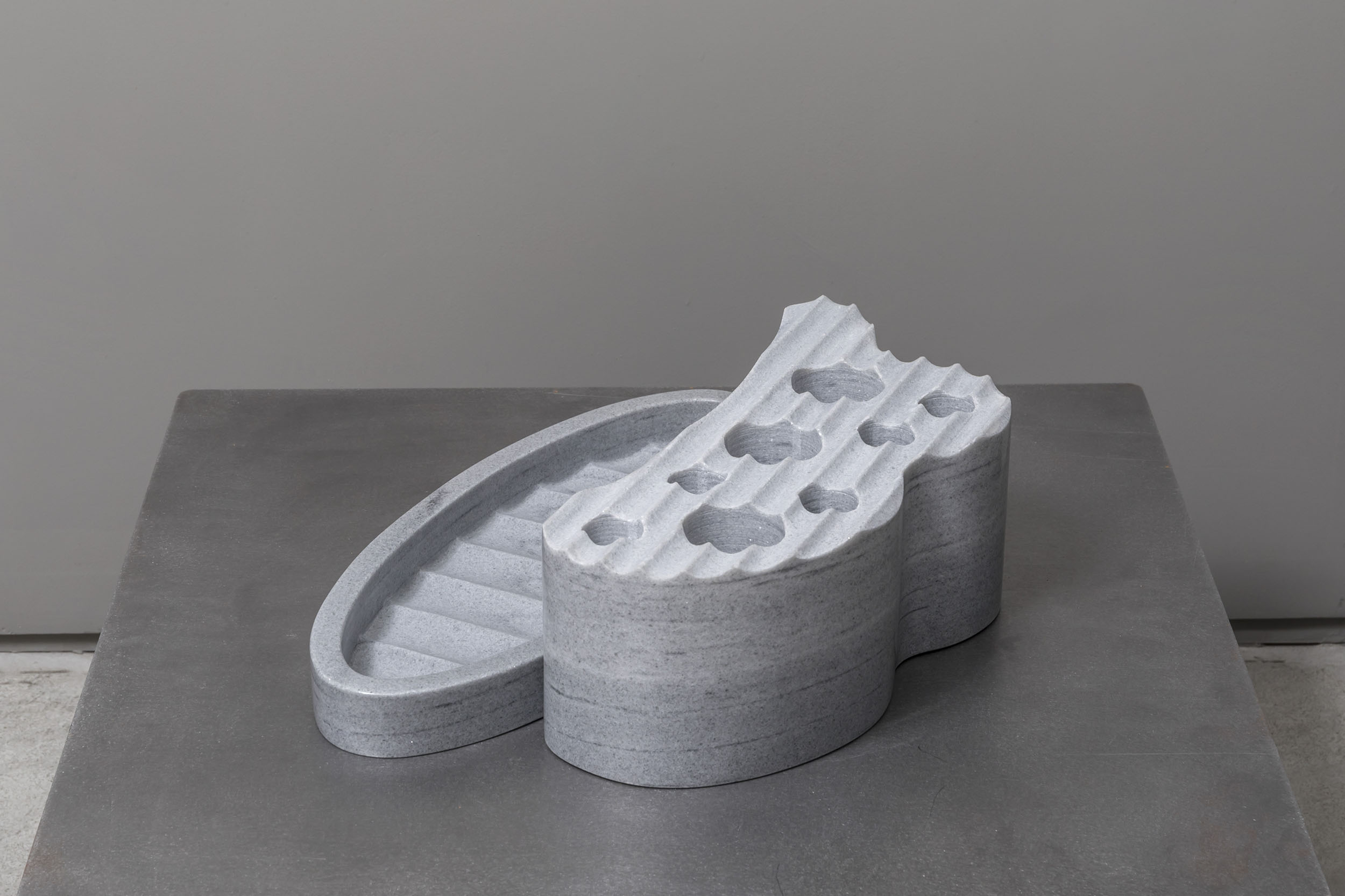Wave Tray for Cuellar