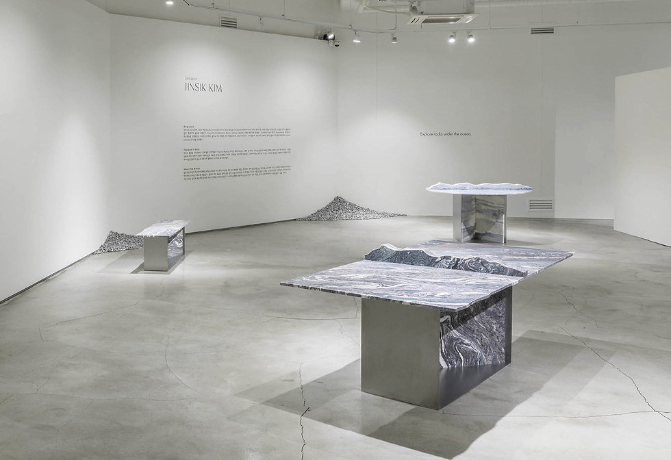 PLAYFUL WAVE exhibition_photo by Neulhae