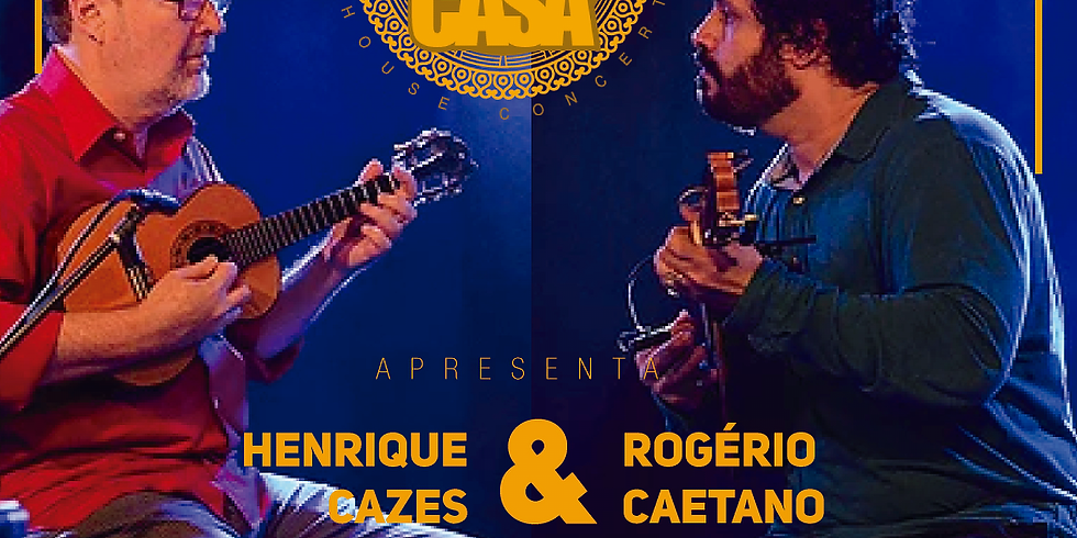 - 28ª Edição - Rogério Caetano e Henrique Cazes