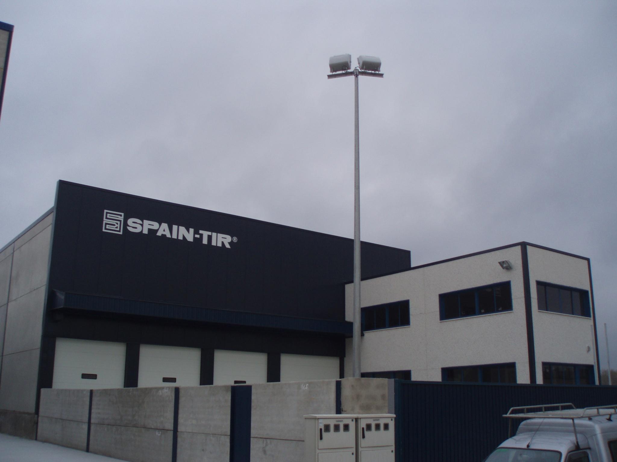 SPAIN-TIR