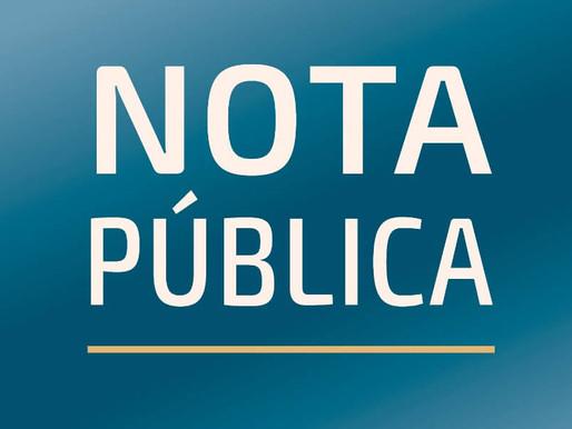 NOTA PÚBLICA - AMB