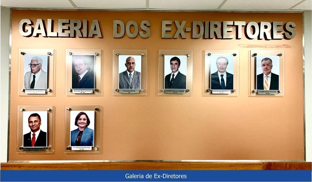 7 - Galeria de Ex-Diretores